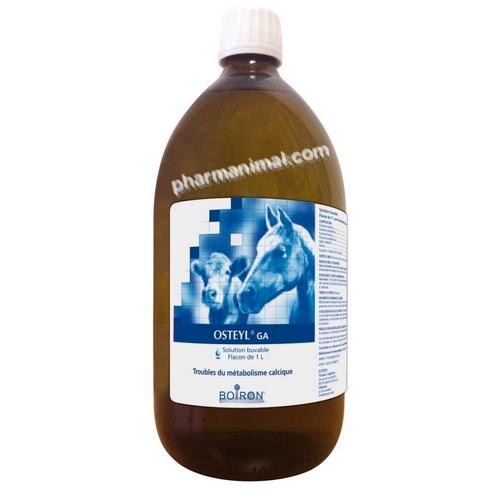 PVB SEDATIF NERVEUX GA FL/1 LITRE HOMEOPATHIE Pharmanimal