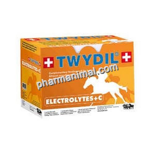 électrolytes cheval 3 kg